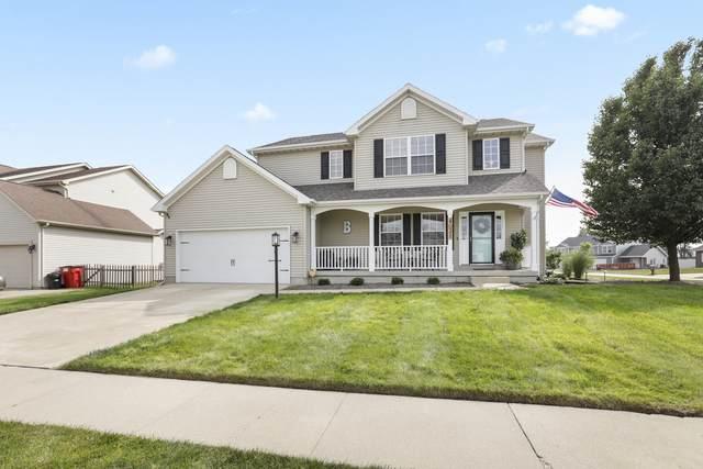 4021 Tallgrass Drive, Champaign, IL 61822 (MLS #10862809) :: Ryan Dallas Real Estate
