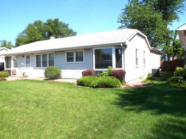 6834 W 115th Street, Worth, IL 60482 (MLS #10862844) :: John Lyons Real Estate