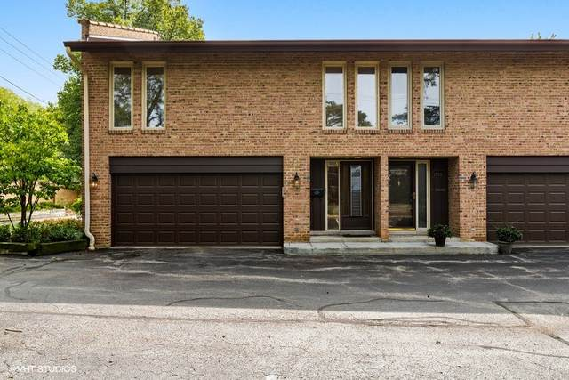 1708 Wildberry Drive A, Glenview, IL 60025 (MLS #10862858) :: Littlefield Group