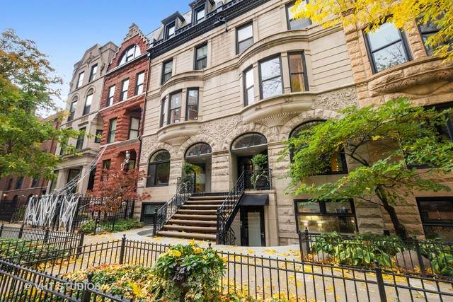 78 E Elm Street #1, Chicago, IL 60611 (MLS #10862860) :: Property Consultants Realty