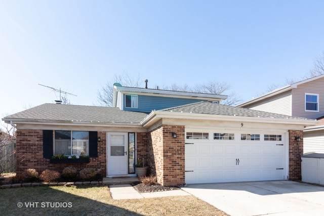 9 Kildeer Court, Woodridge, IL 60517 (MLS #10862891) :: Littlefield Group