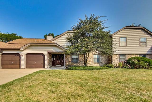 698 Hapsfield Lane, Buffalo Grove, IL 60089 (MLS #10862902) :: John Lyons Real Estate