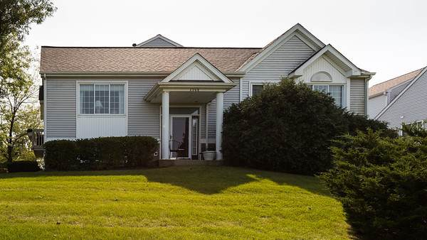 2268 Dawson Lane #2268, Algonquin, IL 60102 (MLS #10862970) :: Ryan Dallas Real Estate