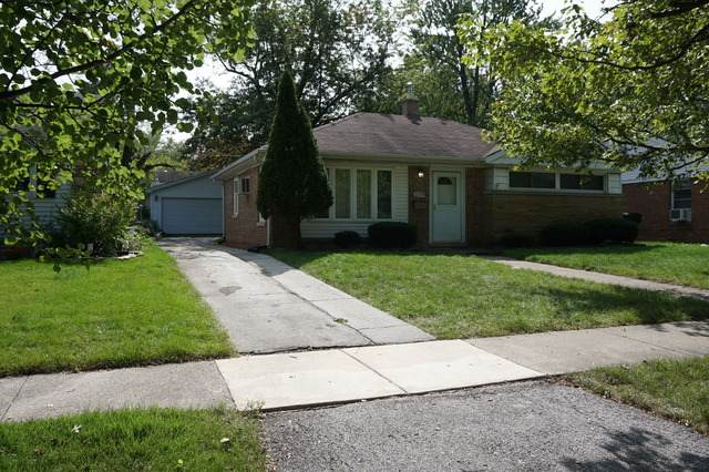 2209 Hawthorne Road, Homewood, IL 60430 (MLS #10862999) :: The Wexler Group at Keller Williams Preferred Realty