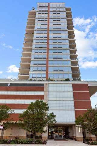 1600 S Prairie Avenue #1202, Chicago, IL 60616 (MLS #10863008) :: John Lyons Real Estate