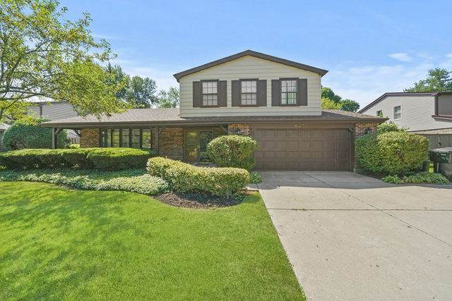4039 Chester Drive, Glenview, IL 60026 (MLS #10863022) :: John Lyons Real Estate