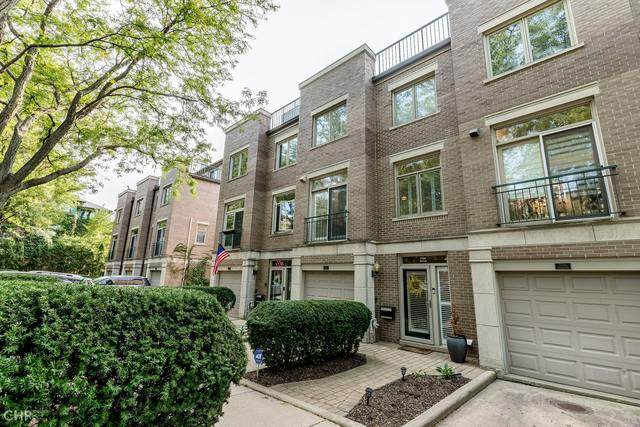 2728 N Janssen Avenue B, Chicago, IL 60614 (MLS #10863048) :: Littlefield Group