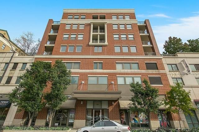 1133 S State Street #506, Chicago, IL 60605 (MLS #10863049) :: The Spaniak Team