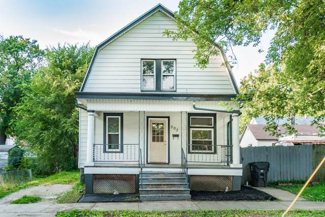 503 Scott Street W, Bloomington, IL 61701 (MLS #10863057) :: John Lyons Real Estate
