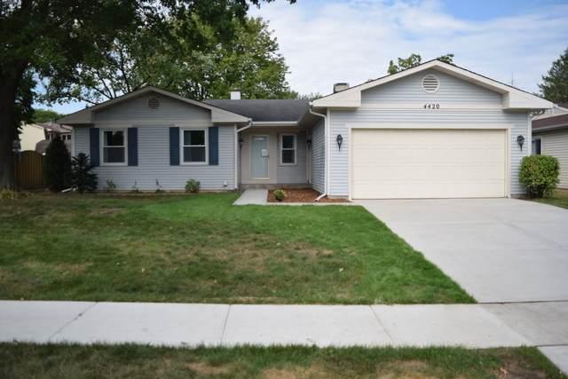 4420 Thornbark Drive, Hoffman Estates, IL 60192 (MLS #10863059) :: Suburban Life Realty