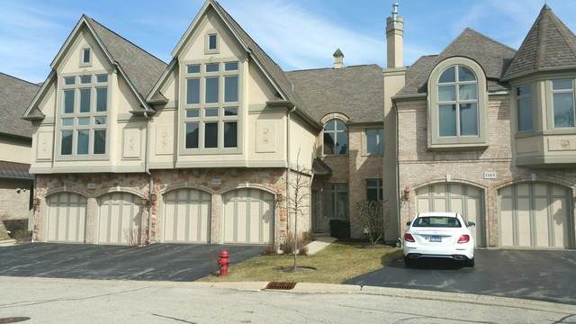 1581 S Kembley Avenue, Palatine, IL 60067 (MLS #10863068) :: John Lyons Real Estate