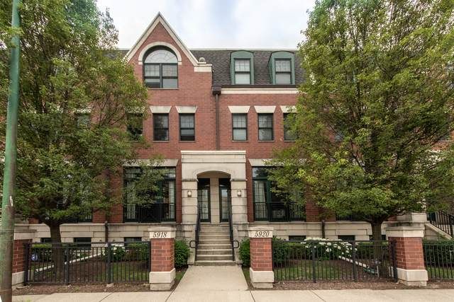 5920 N Northwest Highway, Chicago, IL 60631 (MLS #10863077) :: John Lyons Real Estate