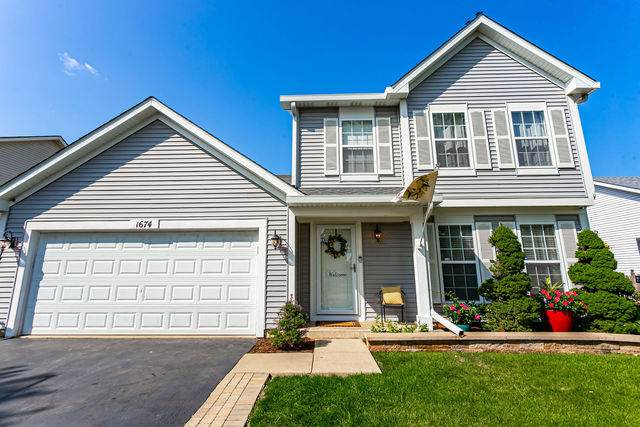 1674 William Drive, Romeoville, IL 60446 (MLS #10863124) :: The Wexler Group at Keller Williams Preferred Realty