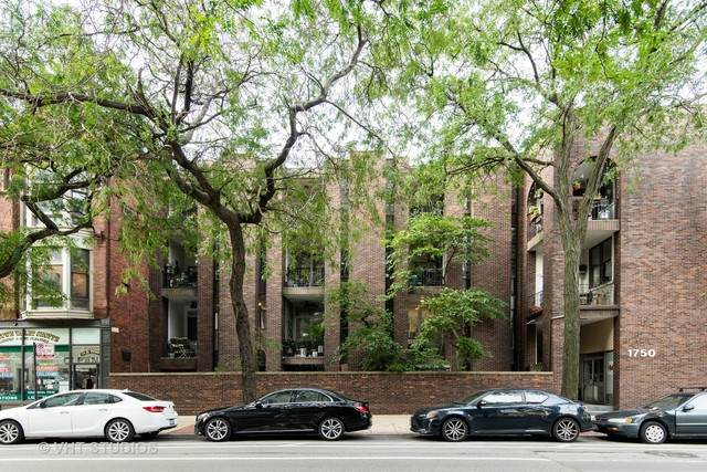 1750 N Wells Street #103, Chicago, IL 60614 (MLS #10863135) :: The Spaniak Team