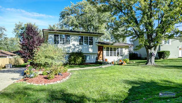 411 S Thornwood Drive, Lindenhurst, IL 60046 (MLS #10863136) :: BN Homes Group