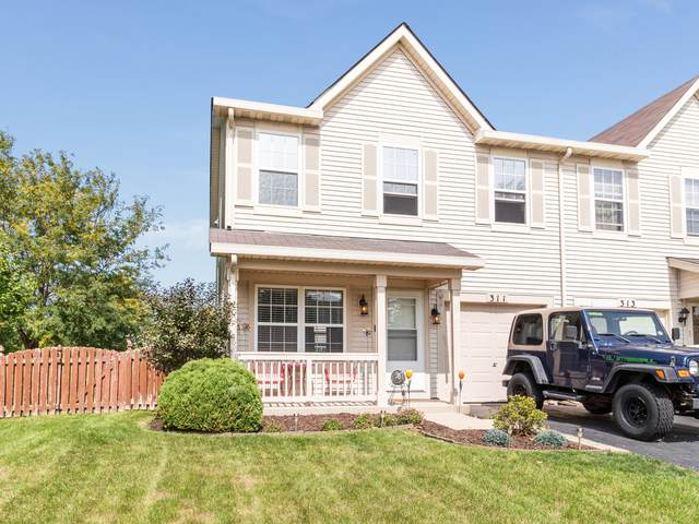 311 Reston Circle, Romeoville, IL 60446 (MLS #10863143) :: The Wexler Group at Keller Williams Preferred Realty