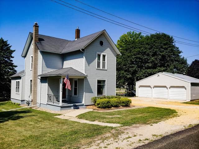 206 Poplar Street, Sublette, IL 61367 (MLS #10863185) :: Property Consultants Realty