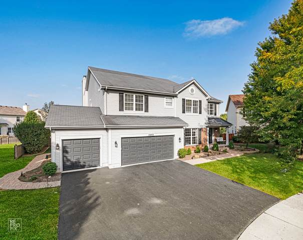 2603 Shenandoah Court, Aurora, IL 60503 (MLS #10863203) :: The Wexler Group at Keller Williams Preferred Realty