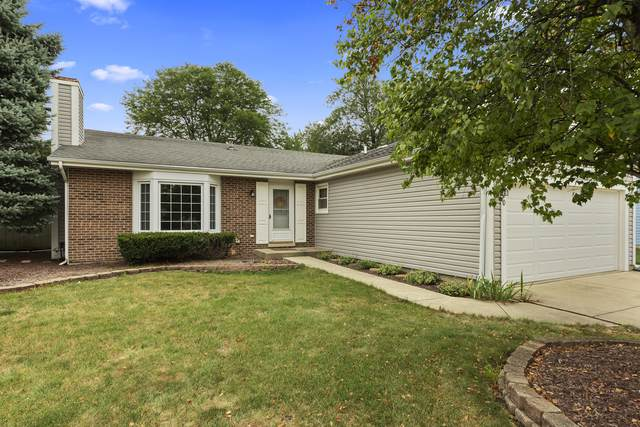 300 Fordham Way, Westmont, IL 60559 (MLS #10863214) :: Suburban Life Realty