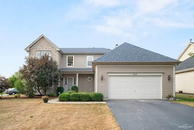 303 Berkshire Court, Sugar Grove, IL 60554 (MLS #10863239) :: John Lyons Real Estate