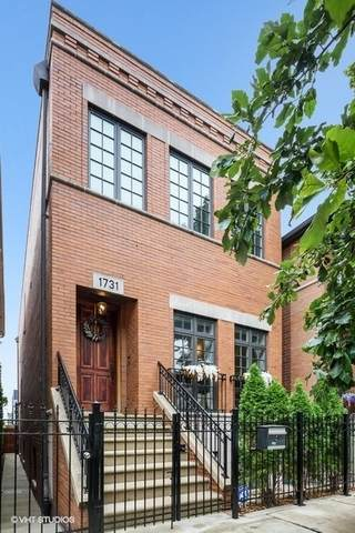 1731 W Altgeld Street, Chicago, IL 60614 (MLS #10863241) :: The Wexler Group at Keller Williams Preferred Realty