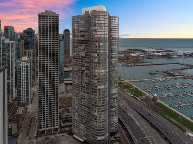155 N Harbor Drive #2506, Chicago, IL 60601 (MLS #10863253) :: BN Homes Group