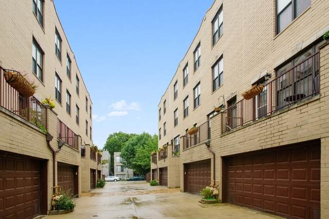 1748 N Campbell Avenue C, Chicago, IL 60647 (MLS #10863326) :: Property Consultants Realty