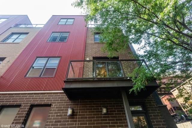 648 W 16th Street #3, Chicago, IL 60616 (MLS #10863337) :: The Dena Furlow Team - Keller Williams Realty