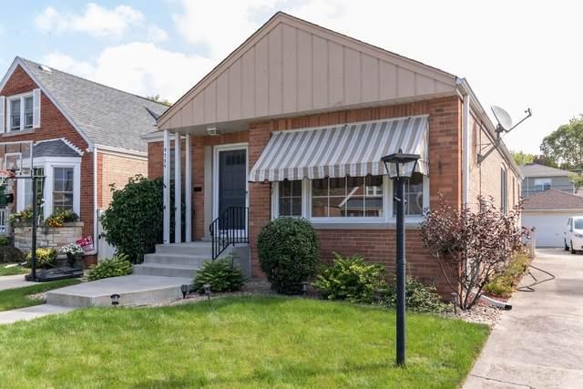 9735 S Avers Avenue, Evergreen Park, IL 60805 (MLS #10863409) :: John Lyons Real Estate