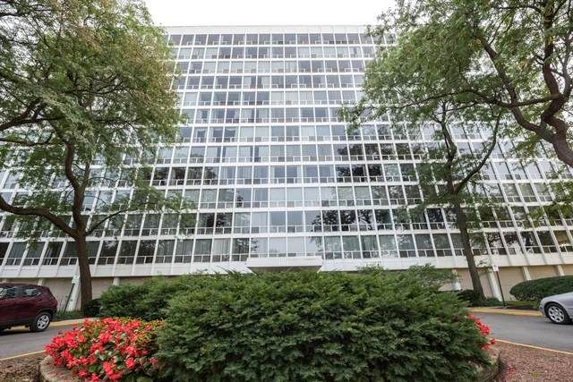 601 E 32ND Street 703-05, Chicago, IL 60616 (MLS #10863416) :: The Wexler Group at Keller Williams Preferred Realty
