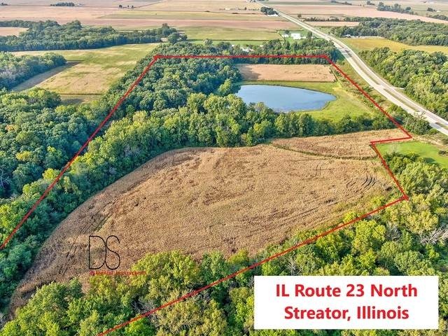 North Route 23, Streator, IL 61364 (MLS #10863437) :: John Lyons Real Estate