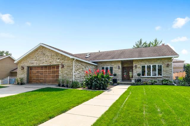 1421 Bradley Court, Downers Grove, IL 60516 (MLS #10863444) :: Ryan Dallas Real Estate