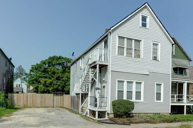 15714 Halsted Street, Harvey, IL 60426 (MLS #10863446) :: John Lyons Real Estate
