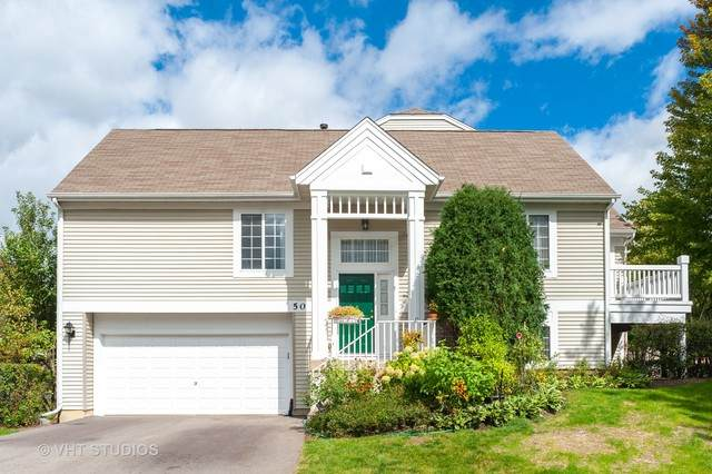 50 Cantal Court #50, Wheeling, IL 60090 (MLS #10863481) :: John Lyons Real Estate