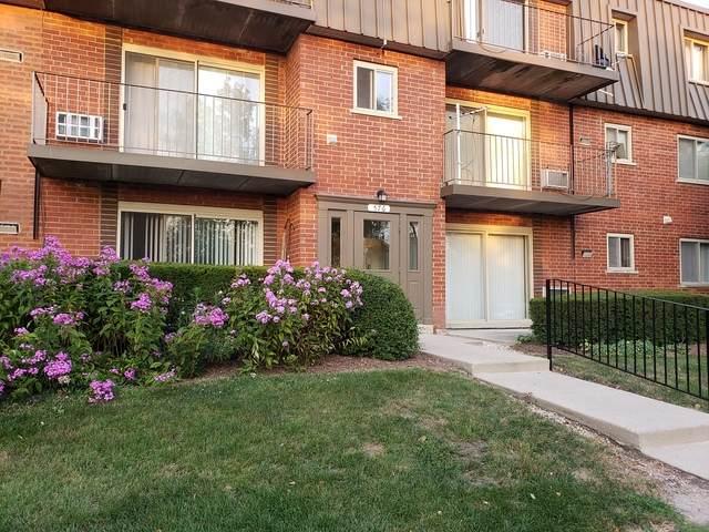 576 Fairway View Drive 3-2F, Wheeling, IL 60090 (MLS #10863590) :: John Lyons Real Estate