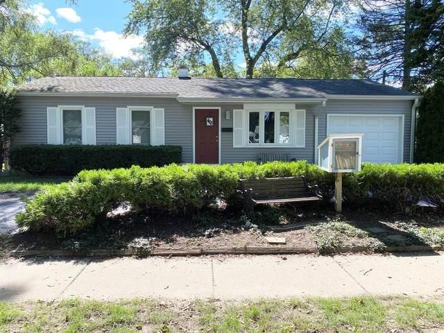 463 Saint Marys Parkway, Buffalo Grove, IL 60089 (MLS #10863701) :: Littlefield Group