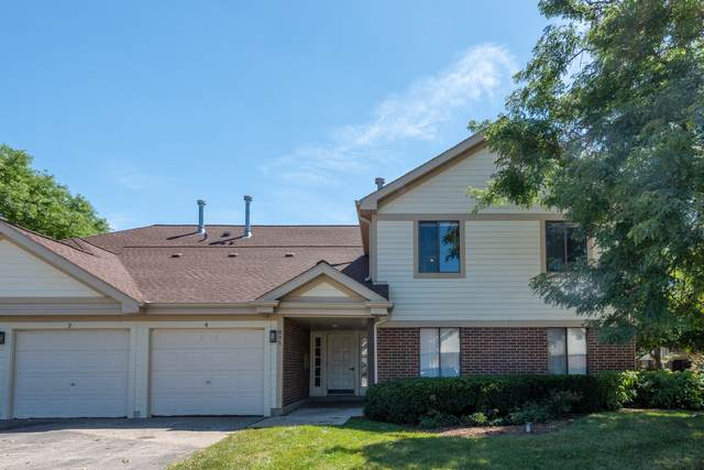 895 E Coach Road #4, Palatine, IL 60074 (MLS #10863719) :: John Lyons Real Estate