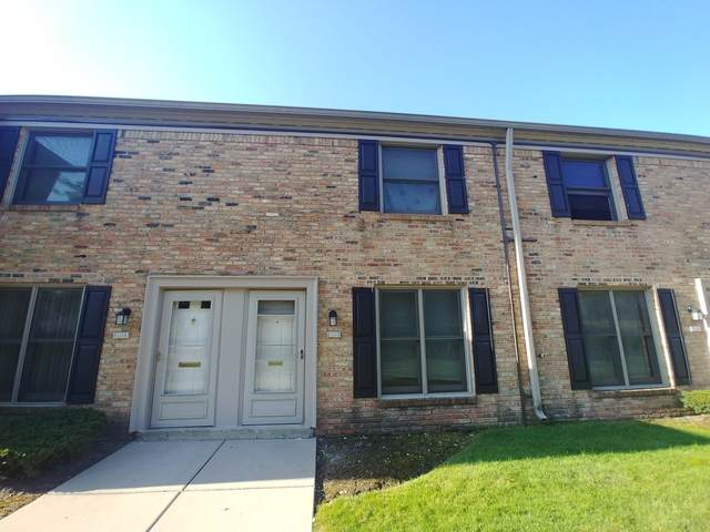 1755 Bristol Walk #1755, Hoffman Estates, IL 60195 (MLS #10863725) :: Littlefield Group