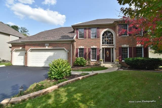 424 Burr Oak Drive, Oswego, IL 60543 (MLS #10863771) :: The Dena Furlow Team - Keller Williams Realty