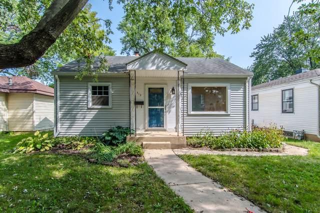 312 Park Drive, Joliet, IL 60436 (MLS #10863789) :: Property Consultants Realty