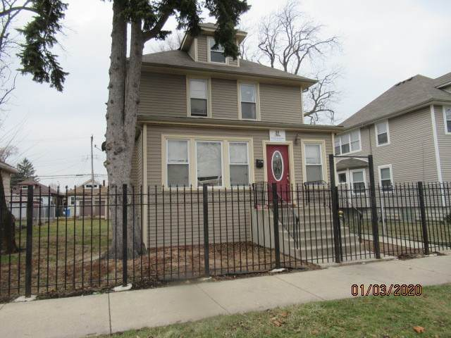 8732 S Ada Street, Chicago, IL 60620 (MLS #10863823) :: The Spaniak Team