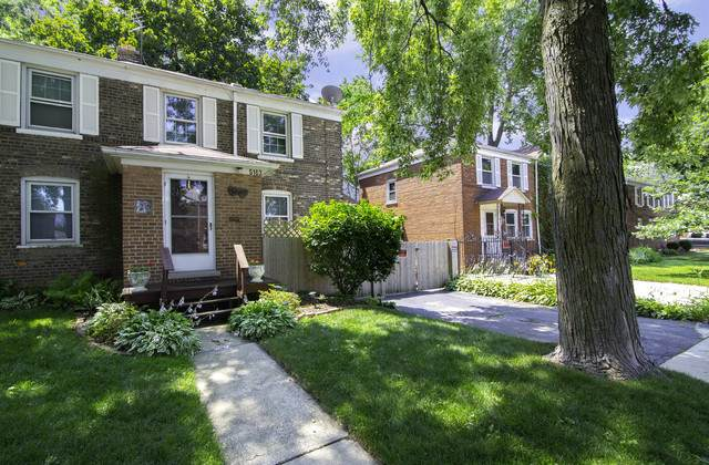 5163 W 63rd Place, Chicago, IL 60638 (MLS #10863834) :: The Dena Furlow Team - Keller Williams Realty