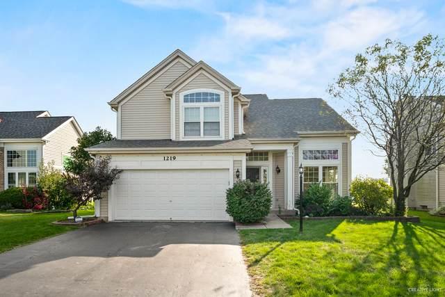 1219 Candlewood Court, Aurora, IL 60502 (MLS #10863867) :: John Lyons Real Estate