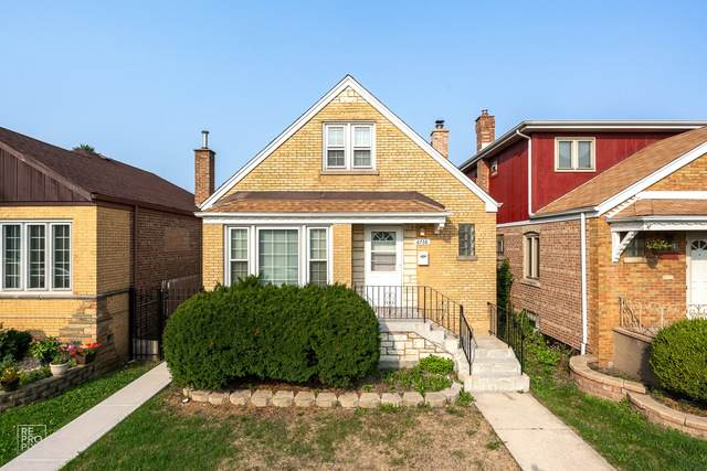 6738 S Kilbourn Avenue, Chicago, IL 60629 (MLS #10863869) :: John Lyons Real Estate
