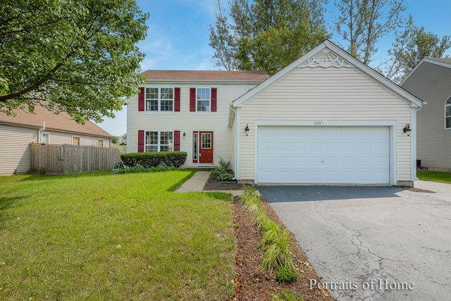 1654 Gleneagle Drive, Carpentersville, IL 60110 (MLS #10863870) :: Littlefield Group