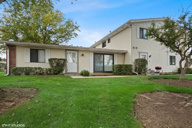 128 Brewster Court B, Bloomingdale, IL 60108 (MLS #10863884) :: John Lyons Real Estate