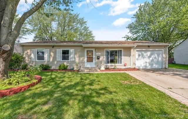 842 Post Lane, Streamwood, IL 60107 (MLS #10863897) :: John Lyons Real Estate