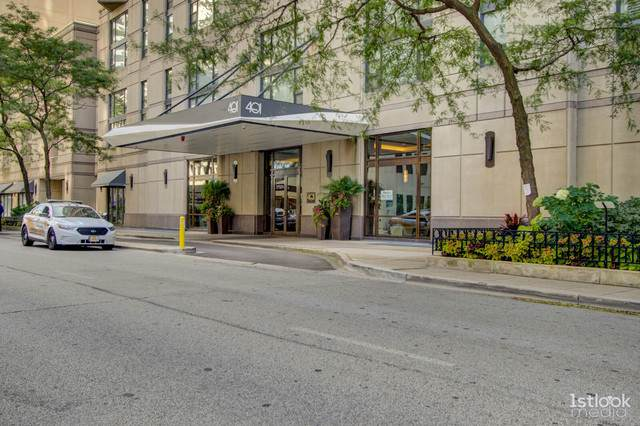 401 E Ontario Street #3210, Chicago, IL 60611 (MLS #10863920) :: The Spaniak Team