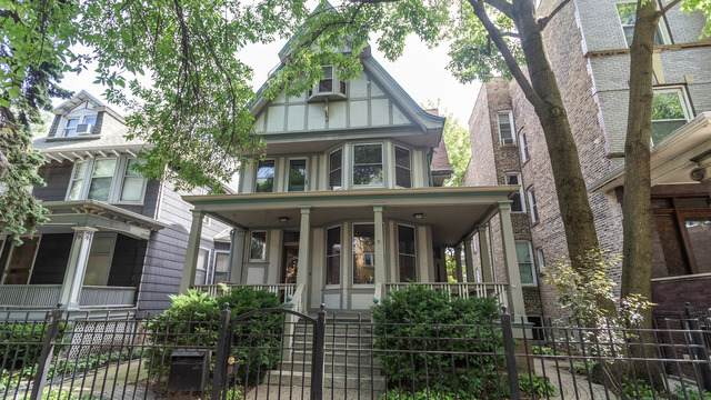 2521 N Sawyer Avenue N, Chicago, IL 60647 (MLS #10863949) :: Property Consultants Realty