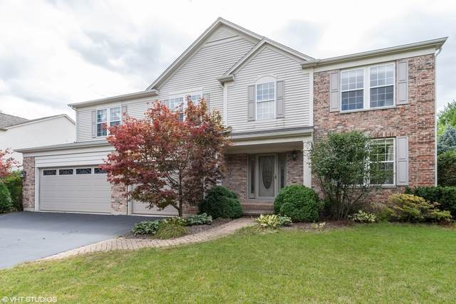 24665 Woodstock Drive, Plainfield, IL 60585 (MLS #10863952) :: Littlefield Group